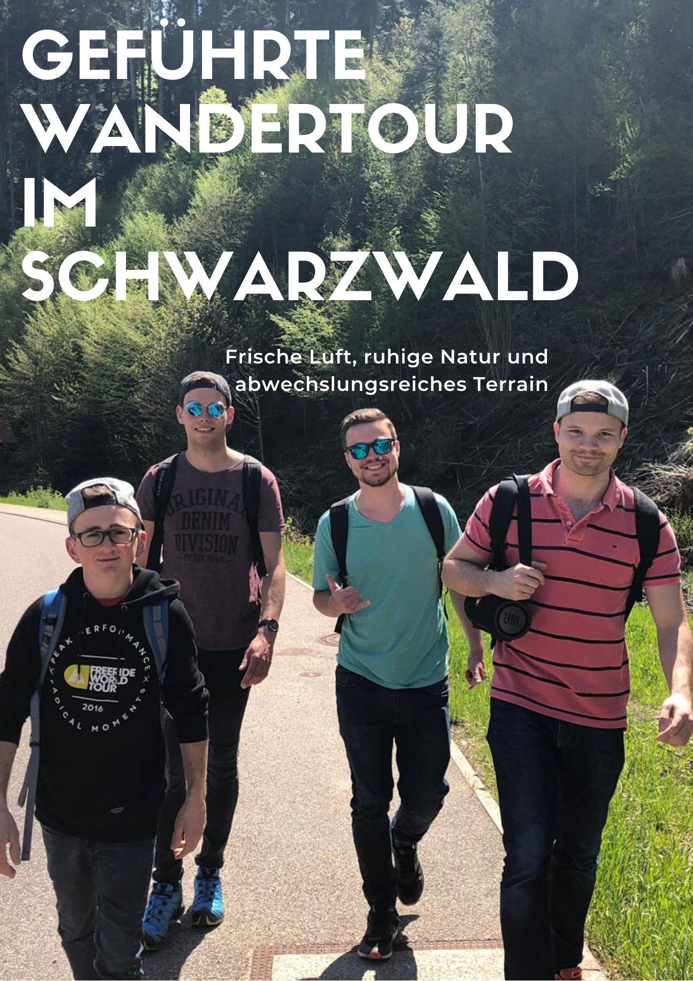 Geführte Wandertour im Schwarzwald
